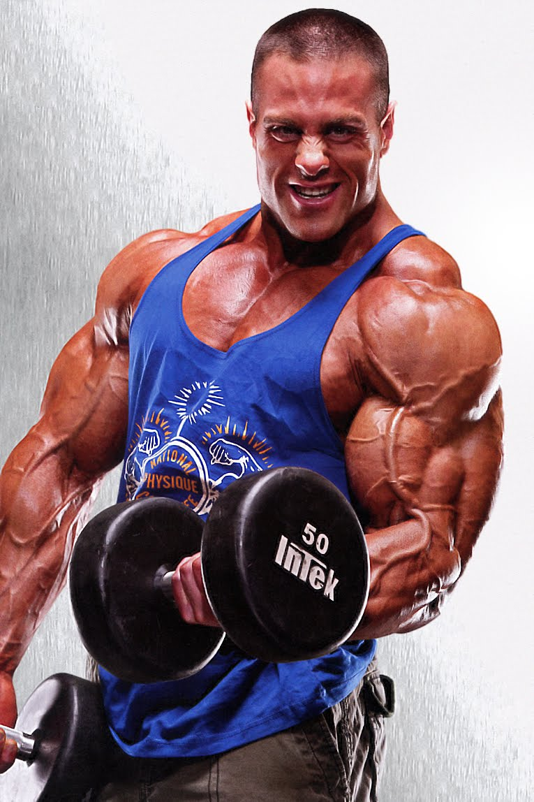 Evan Centopani Guest Posing al 2015 Powerhouse Classic!